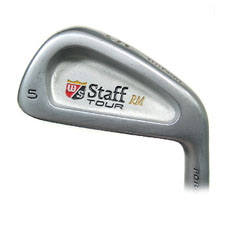 Wilson Staff Tour Forged Irons