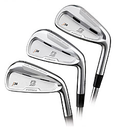 Bridgestone J38 Dual Pocket Cavity Forged Irons