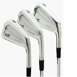 KZG M-Series Irons